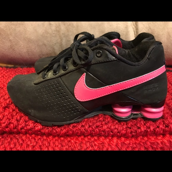 Zapatos Nike Shox Mujeres Size Size Size 6 Poshmark Hot Pink b1d735